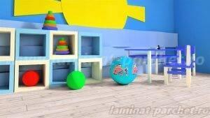 Kronotex Amazone Molid Siberian 2967 camera copii