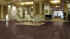 Kronotex Exquisit Stejar Prestige dark 4168 restaurant