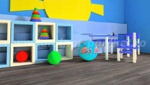 Kronotex Robusto Stejar Harbour inchis 3573 camera copii