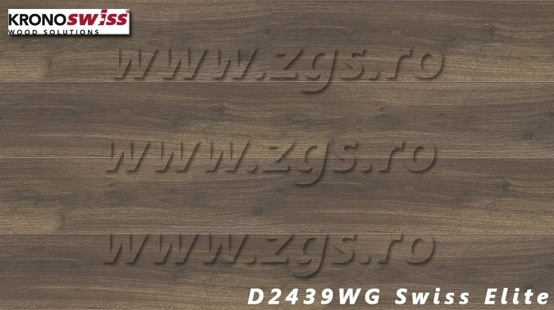 Parchet Laminat 10 mm Krono D2439WG Chocolate