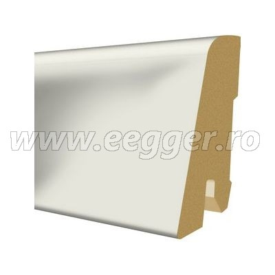 Plinta alba MDF Egger 60 - L201