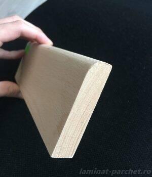Plinta lemn