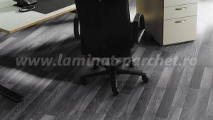 Kronotex Dynamic Clic Alb si negru 2955 birou