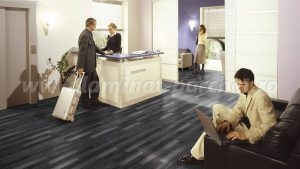 Kronotex Dynamic Clic Alb si negru 2955 hotel
