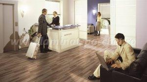 Kronotex Dynamic Clic Teak Muna 4172 hotel
