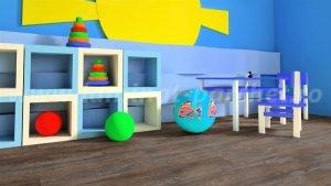 Kronotex Exquisit Stejar Liskamm 4790 camera copii