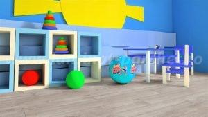 Kronotex Exquisit Teak Nostalgie beige 3241 camera copii
