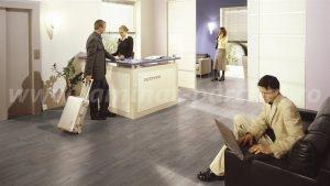 Kronotex Exquisit Teak Nostalgie beige 3241 hotel