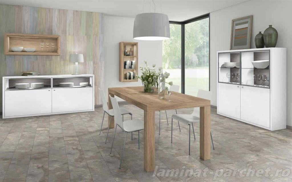 Parchet Living Egger EPC021 Stejar Villanger colorat