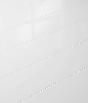 Parchet laminat lucios Elesgo Glamour Life Arctic White 774731