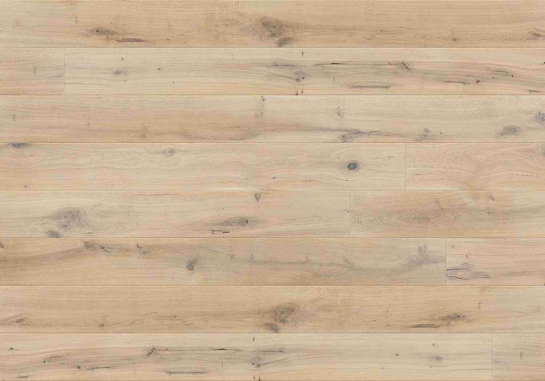 Parchet triplustratificat Barlinek Stejar Ivory Grande