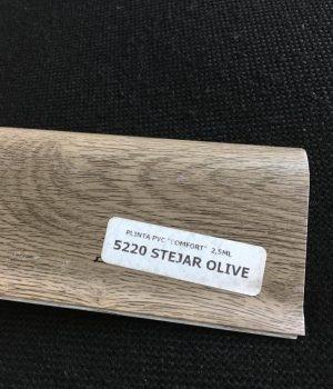 Plinta flexibila pvc BEST 5220 Stejar Olive