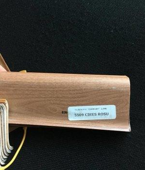 Plinta flexibila pvc BEST 5509 Cires Rosu