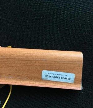 Plinta flexibila pvc BEST 5516 Cires Clasic