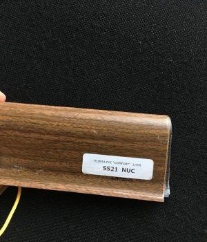 Plinta flexibila pvc BEST 5521 Nuc