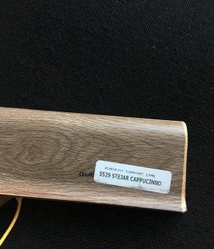 Plinta flexibila pvc BEST 5529 Stejar Cappuccino