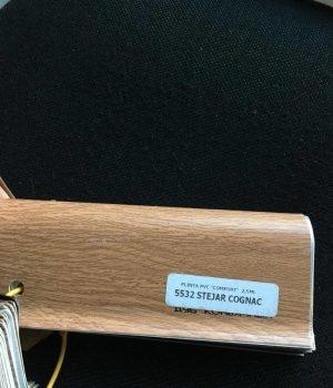 Plinta flexibila pvc BEST 5532 Stejar Cognac